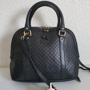 GUCCI Microguccissima Medium Dome Bag